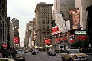 Loạt ảnh cực hấp dẫn về đường phố New York thập niên 1970