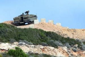 Israel bố trí xe tăng dọc biên giới với Lebanon