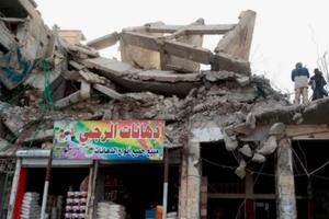 Liên quân Mỹ phủ nhận không kích làm 41 dân thường thiệt mạng tại Syria