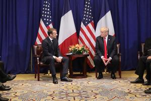 Tổng thống Pháp: Hiệp ước INF đặc biệt quan trọng đối với an ninh châu Âu