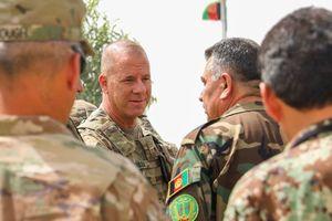 Tướng Mỹ bị thương trong vụ ám sát của Taliban