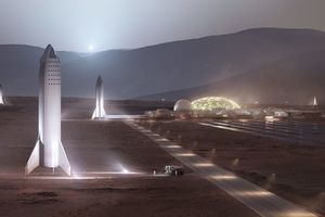 Hãng công nghệ tham vọng giúp loài người chiếm hành tinh khác làm thuộc địa