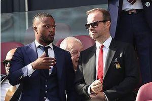 Evra trở lại M.U, giữ vai trò Giám đốc thể thao?