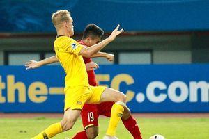 Thua U19 Australia, U19 Việt Nam chính thức bị loại