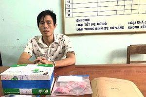 Cất giấu gần 2 ngàn viên ma túy ở nhà trọ