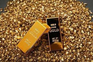 Giá vàng trong nước đi xuống trong ngày đầu tuần