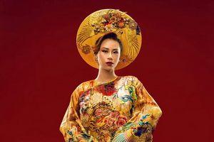 Á hậu Yến Nhi lọt top 15 tại Miss Golbe 2018