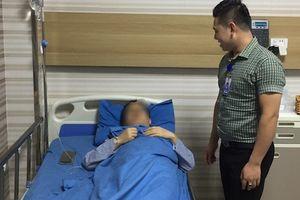 Cứu sống bệnh nhân ngoại quốc vỡ ruột thừa, nhiễm trùng nặng