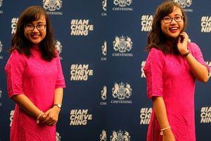 Cô gái 9X dành 1 năm để lấy bằng thạc sĩ loại xuất sắc tại đại học danh tiếng của Anh