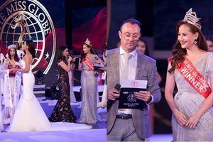 Khánh Ngân bị cướp quyền trao vương miện cho Tân Hoa hậu Hoàn cầu