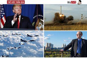 Thế giới tuần qua: Hiệp ước kiểm soát vũ khí hạt nhân Nga-Mỹ đổ vỡ