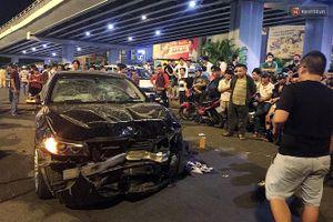 Thực hư thông tin nữ tài xế BMW gây tai nạn liên hoàn là người của PVCombank