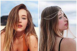 Người mẫu 10X của Brasil đẹp hút hồn nhờ đôi mắt xanh lá cây hiếm trên thế giới