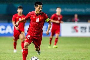ĐT Việt Nam thua 1-2 trong trận giao hữu đầu tiên tại Hàn Quốc