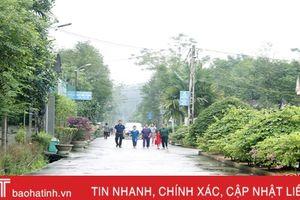 'Vứt rác ra đường, không phải là người dân Hương Trà'