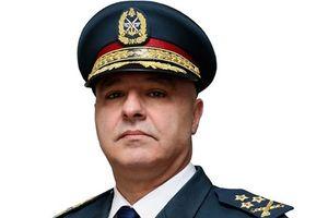 Tư lệnh quân đội Liban tuyên chiến với khủng bố và nạn buôn lậu ma túy