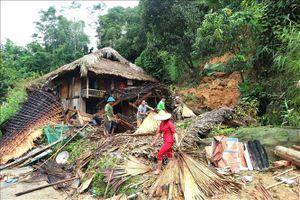 Cha chết, con mất tích trong trận lũ ống tại huyện Quang Bình, Hà Giang