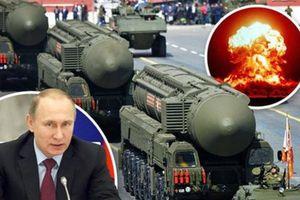 Mỹ rút khỏi Hiệp ước các lực lượng hạt nhân tầm trung, Nga sẽ đáp trả bằng biện pháp quân sự ?