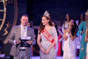 Khánh Ngân lên tiếng việc bị 'cướp' quyền trao vương miện tại Hoa hậu Hoàn cầu 2018