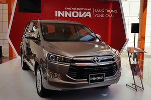 24/10, Toyota Innova sẽ tăng giá bán, thêm tính năng