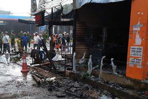 Đắk Lắk: Cháy cửa hàng hoa lúc rạng sáng, hai người thiệt mạng