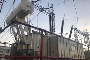 Đóng điện công trình Nâng công suất trạm biến áp 220kV Krông Buk