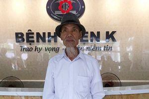 Người đàn ông được chữa khỏi ung thư 48 năm trước kể về quá trình trị liệu