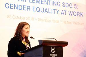 Tăng cường bình đẳng giới thực chất về quyền và cơ hội giữa nam và nữ