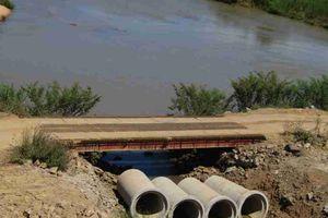 Phú Yên: Công ty Đầu tư và Phát triển Huy Phú khai thác cát sai quy định bị phạt 10 triệu đồng
