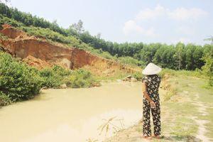 Quảng Nam: Hàng loạt doanh nghiệp 'chây ì' phục hồi môi trường sau khai thác