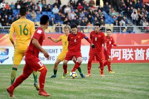 U19 Việt Nam sẽ dốc sức trong trận đấu với U19 Australia chiều 22/10