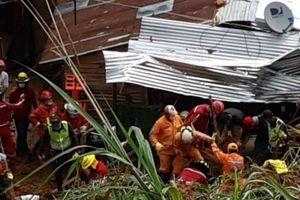 Colombia: Ít nhất 9 người thiệt mạng do lở bùn