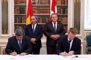 Ký kết Ý định thư hợp tác về giáo dục nghề nghiệp giữa Việt Nam và Đan Mạch