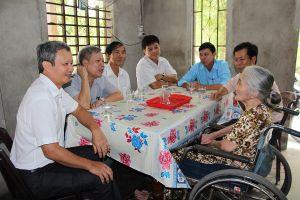 Thừa Thiên Huế: Nâng cao nghiệp vụ thực hiện chính sách ưu đãi NCC với cách mạng