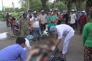 Người phụ nữ 60 tuổi tẩm xăng tự thiêu ở Đà Nẵng