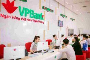 VPBank: Lợi nhuận hợp nhất 9 tháng đạt 6.125 tỷ đồng