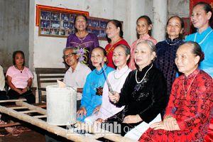 Nam Định: Nghệ thuật hát trống quân ở Thành Lợi