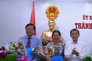 Bổ nhiệm ông Huỳnh Thanh Nhã làm Hiệu trưởng Trường Đại học Kỹ thuật – Công nghệ Cần Thơ