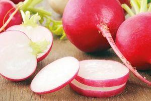 Ăn rau lá xanh, củ cải đường hạn chế nguy cơ thoái hóa điểm vàng