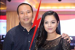 Phạm Quỳnh Anh và 'ông bầu' Quang Huy chính thức đệ đơn ly hôn