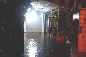 Đà Nẵng: Dân ngập trong biển nước vì... đầu tư cửa xả