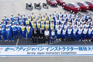 HVN chiến thắng oanh liệt tại Cuộc thi Hướng dẫn viên Đào tạo Lái xe an toàn Quốc tế 2018 tại Nhật Bản