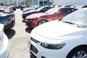 Người Mỹ mua xe hơi mặc cả như mua rau