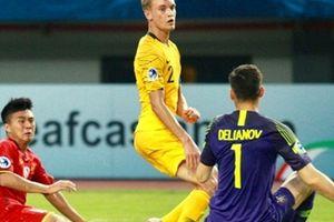 Chia sẻ cùng U19 Việt Nam trong trận thua Australia đầy tiếc nuối