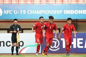 Đội hình dự kiến của U19 Việt Nam trước U19 Australia ở VCK U19 châu Á