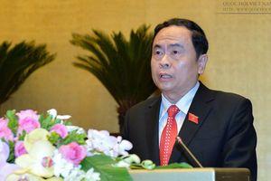 Ông Trần Thanh Mẫn: Một số vụ án giết nhiều người gây hoang mang, lo lắng trong dư luận