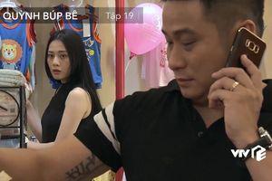 'Quỳnh búp bê' tập 19: Vô tình gặp lại Vũ, quá khứ làm gái làng chơi của Quỳnh có bại lộ?