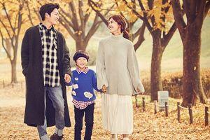Phim Hàn Quốc 'Hạnh phúc trời ban' trên VTV3