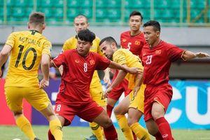 U19 Việt Nam là đội đầu tiên bị loại khỏi VCK U19 châu Á 2018