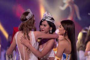 Người đẹp Trung Quốc đăng quang Hoa hậu Hoàn cầu, Yến Nhi dừng ở top 15